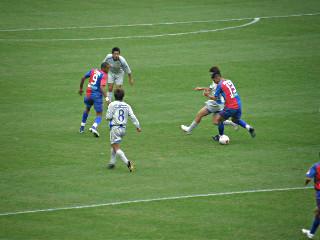 FC東京×ベガルタ仙台 天皇杯4回戦_c0025217_1139530.jpg