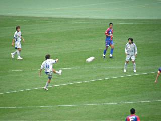 FC東京×ベガルタ仙台 天皇杯4回戦_c0025217_1140318.jpg