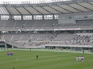 FC東京×ベガルタ仙台 天皇杯4回戦_c0025217_11411274.jpg