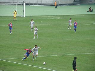 FC東京×ベガルタ仙台 天皇杯4回戦_c0025217_1141259.jpg