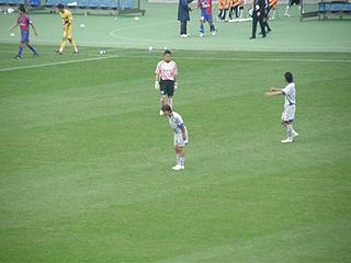 FC東京×ベガルタ仙台 天皇杯4回戦_c0025217_1141276.jpg