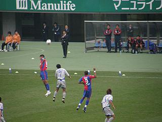 FC東京×ベガルタ仙台 天皇杯4回戦_c0025217_11414632.jpg