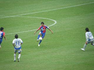 FC東京×ベガルタ仙台 天皇杯4回戦_c0025217_11421327.jpg