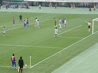 FC東京×ベガルタ仙台 天皇杯4回戦_c0025217_11423097.jpg