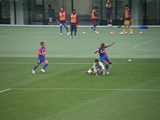 FC東京×ベガルタ仙台 天皇杯4回戦_c0025217_1142682.jpg