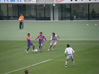 FC東京×ベガルタ仙台 天皇杯4回戦_c0025217_11431360.jpg
