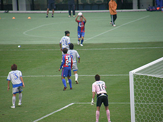 FC東京×ベガルタ仙台 天皇杯4回戦_c0025217_11442160.jpg