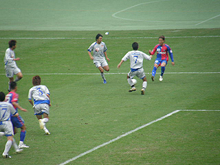 FC東京×ベガルタ仙台 天皇杯4回戦_c0025217_11443349.jpg