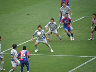 FC東京×ベガルタ仙台 天皇杯4回戦_c0025217_11444747.jpg