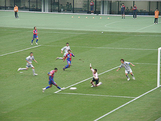 FC東京×ベガルタ仙台 天皇杯4回戦_c0025217_1145823.jpg