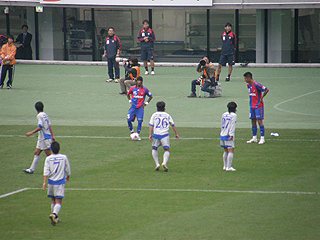 FC東京×ベガルタ仙台 天皇杯4回戦_c0025217_11462127.jpg