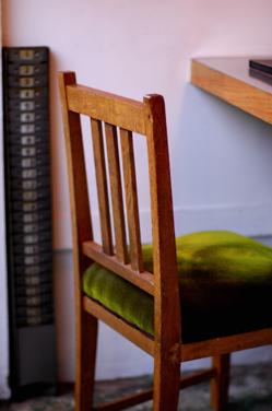 ポコポコ椅子。。_b0140723_1171488.jpg