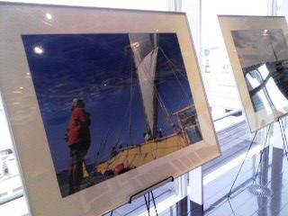 LONGINES 「水の世紀の冒険家」イベント in 銀座_b0077251_2053178.jpg