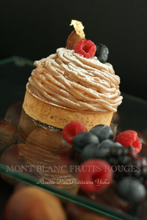 Mont-Blanc fruits rouges_c0138180_1321445.jpg