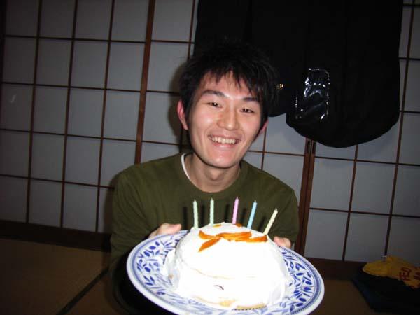 ユウタの誕生日おめでとう♪_a0080406_2239889.jpg