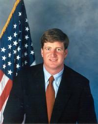 パトリック・ケネディ下院議員、...
