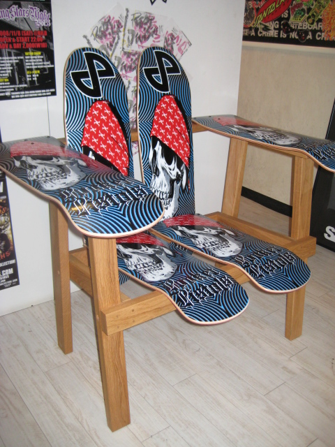 SKATEBOARD CHAIR_c0146581_1121519.jpg