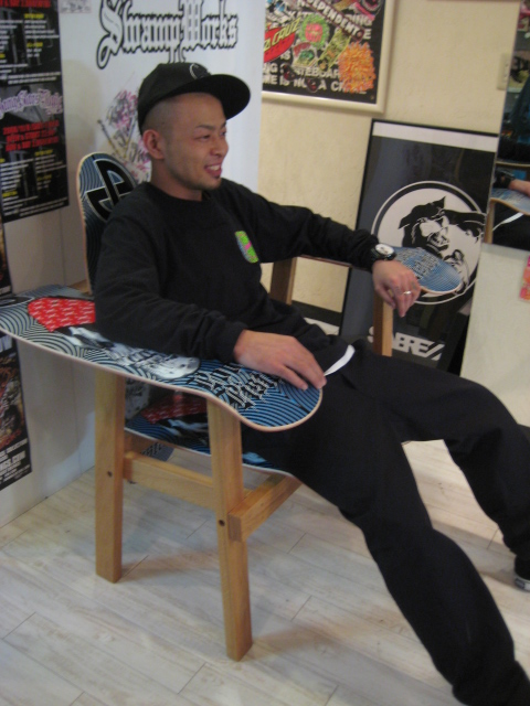SKATEBOARD CHAIR_c0146581_1122431.jpg