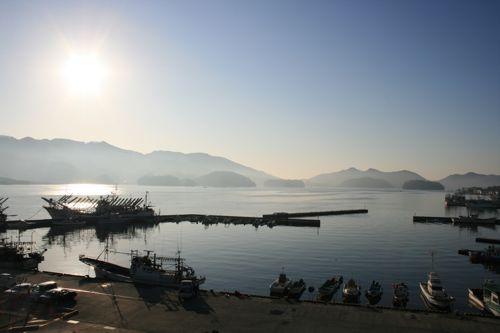 東北出張 その2 大船渡市の風景と帰路_f0059796_2344555.jpg