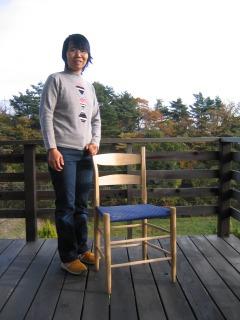 椅子完成_a0085381_2102917.jpg