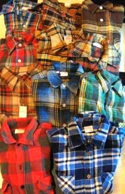 11月8日(土)入荷商品! BIGMACネルシャツ Mサイズ メインで入荷します!_c0144020_1313066.jpg