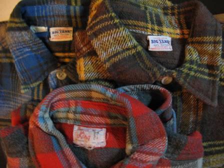 11月8日(土)入荷商品! BIGMACネルシャツ Mサイズ メインで入荷します!_c0144020_13132939.jpg