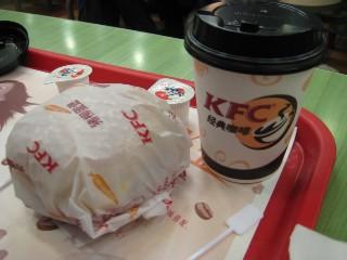 KFC  北京_a0091095_1344526.jpg