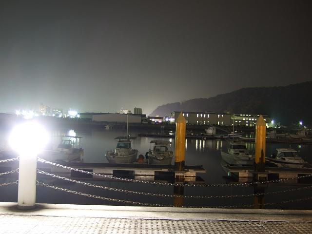 坂町平成ヶ浜の美しき夜景散歩⑤坂なぎさ公園と広島ベイブリッジ_b0095061_9452649.jpg