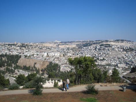 Day5:教授と再会、エルサレム観光_d0026830_2152950.jpg