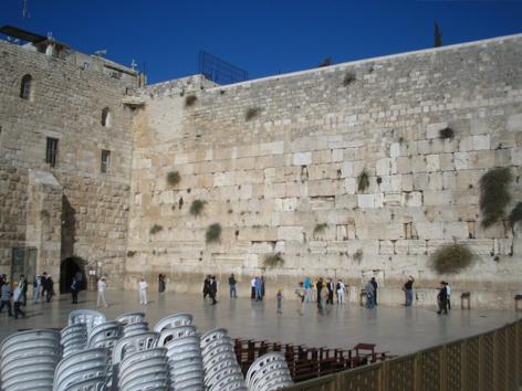 Day5:教授と再会、エルサレム観光_d0026830_21532981.jpg