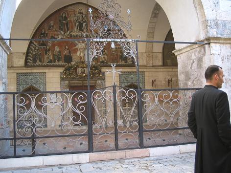 Day5:教授と再会、エルサレム観光_d0026830_215335100.jpg