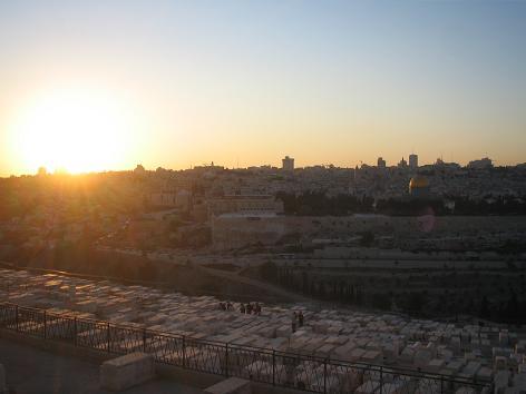 Day5:教授と再会、エルサレム観光_d0026830_21535665.jpg
