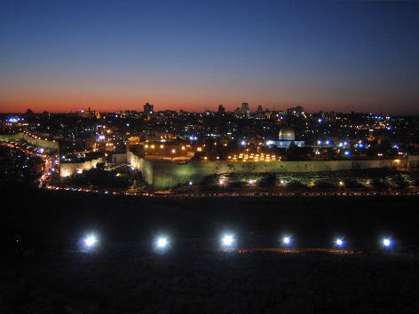 Day5:教授と再会、エルサレム観光_d0026830_21542666.jpg
