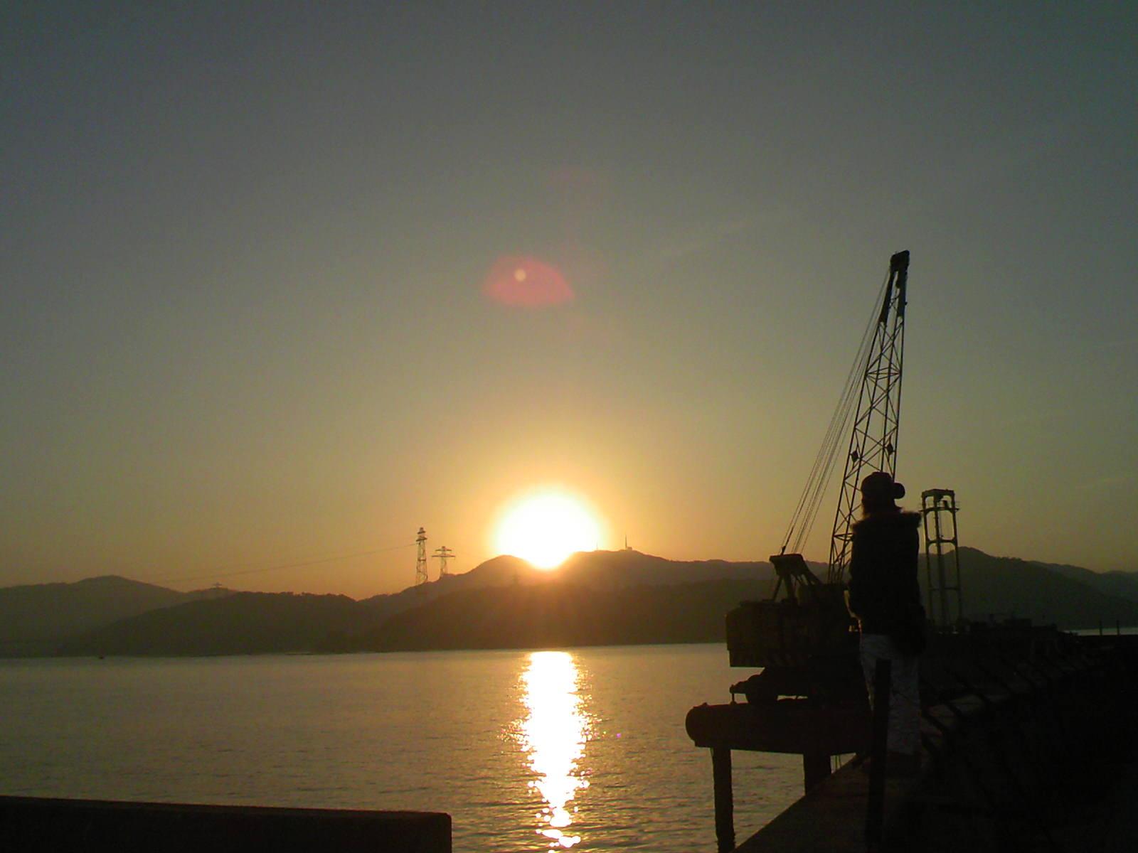 a morning glow_f0188734_1195145.jpg