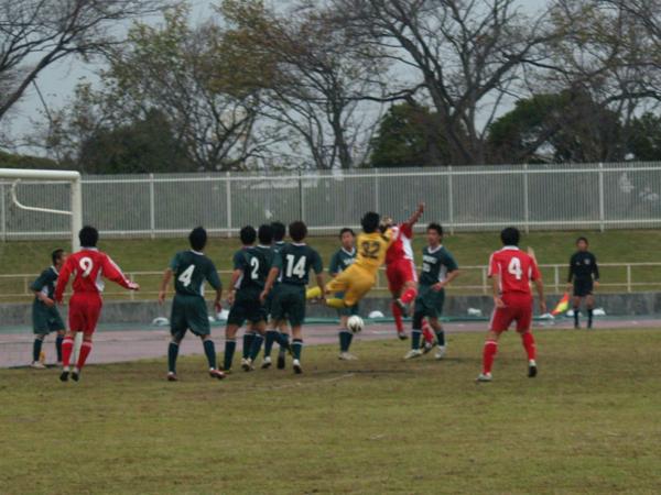 関東社会人サッカー大会準々決勝_a0109270_2013011.jpg