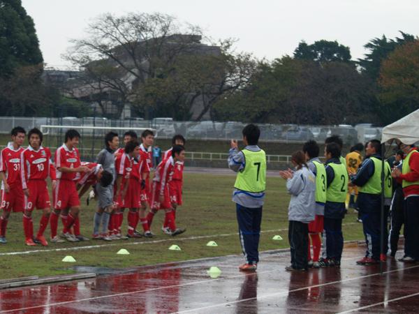 関東社会人サッカー大会準々決勝_a0109270_2023333.jpg