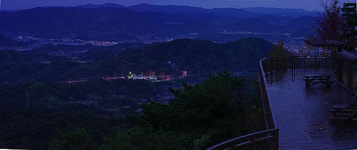 瀬戸内の夜明け_c0152379_9274141.jpg