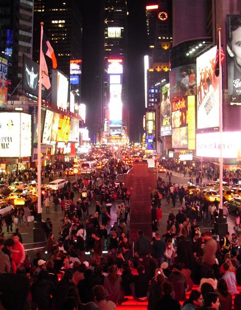 新しいタイムズス・クエアの夜景の楽しみ方_b0007805_20182367.jpg