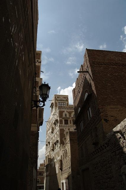 世界最古の街  サナア3_b0112443_21491252.jpg