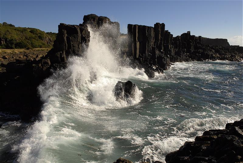 Bombo Headland, Kiama,  カイアマ、 ボンブーヘッドランド_b0014152_4305453.jpg