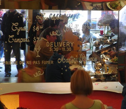 ノリータの人気カフェ カフェ・ジタン(Cafe Gitane)_b0007805_20494751.jpg