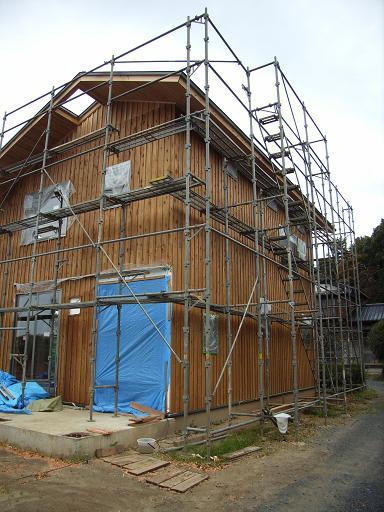 Eさんの家 外壁塗装+室内の様子_a0039934_14381294.jpg