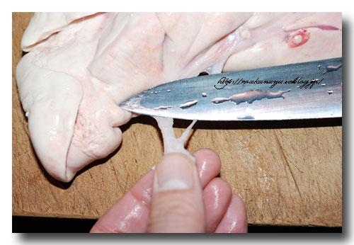 あん肝の作り方/調理法............ 2008 ☆ 今年も作ってます ♪_d0069838_11204594.jpg