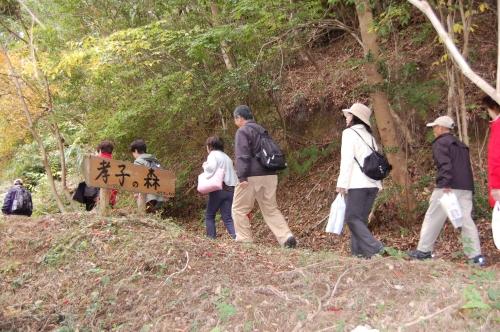 2008年11月度「大人の林間学校」_c0108460_2045839.jpg