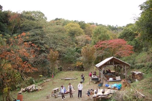 2008年11月度「大人の林間学校」_c0108460_2047855.jpg