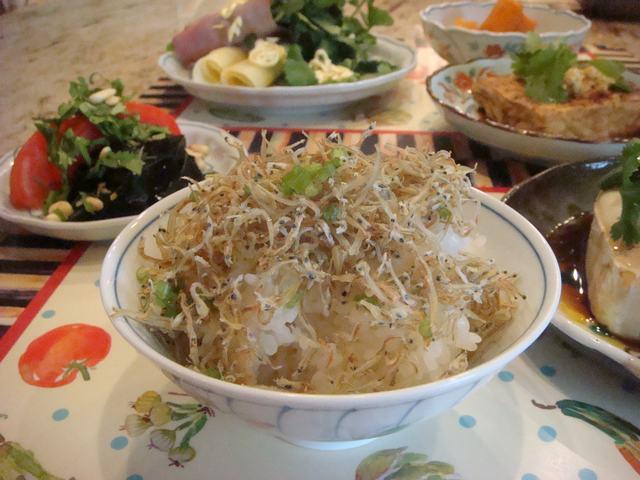 かまどで炊いたご飯を食べるとき、_d0100880_20595862.jpg