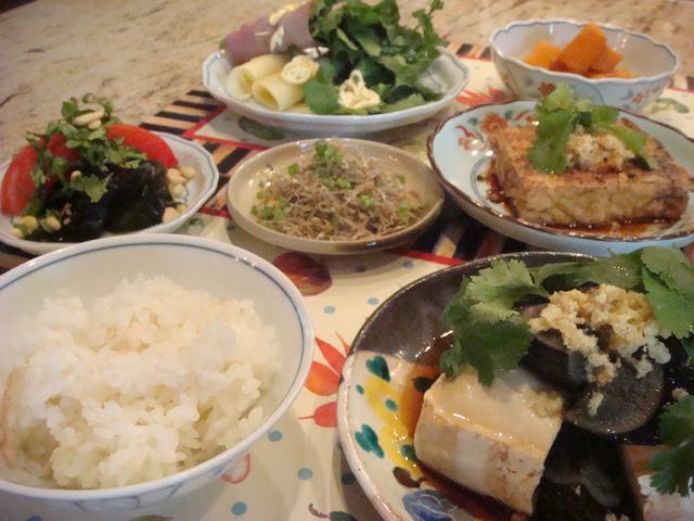 かまどで炊いたご飯を食べるとき、_d0100880_21255100.jpg