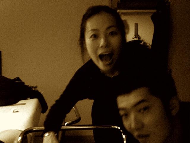 Happy Birthday YONE☆その1_f0170995_0582026.jpg