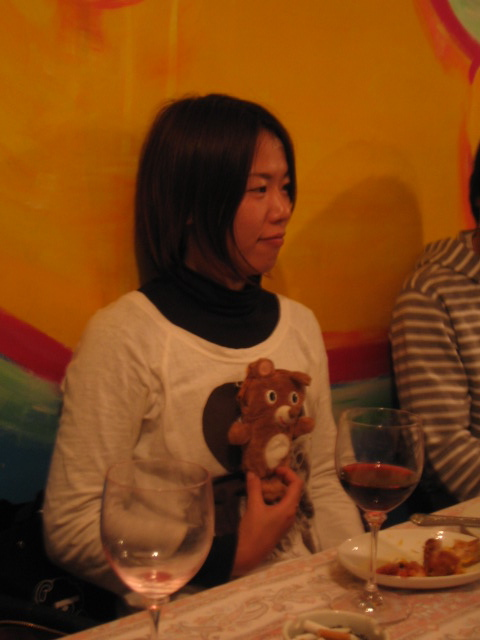 Happy Birthday YONE☆その3_f0170995_2317658.jpg