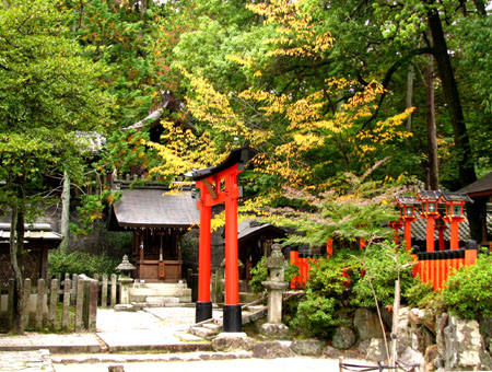 紅葉探訪 今宮神社_e0048413_1953347.jpg